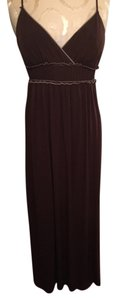 Brown Maxi Dress by Max Studio