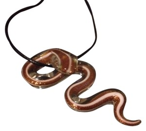 Handmade Snake Necklace
