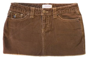 Aeropostale Mini Skirt Brown