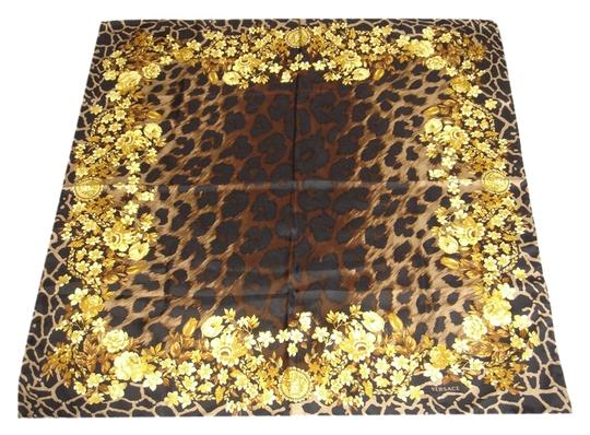 Preload https://item2.tradesy.com/images/versace-black-gold-and-cheetah-print-scarfwrap-10394596-0-2.jpg?width=440&height=440