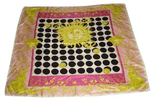 Versace Gorgeous 100% Authentic Versace silk scarf.