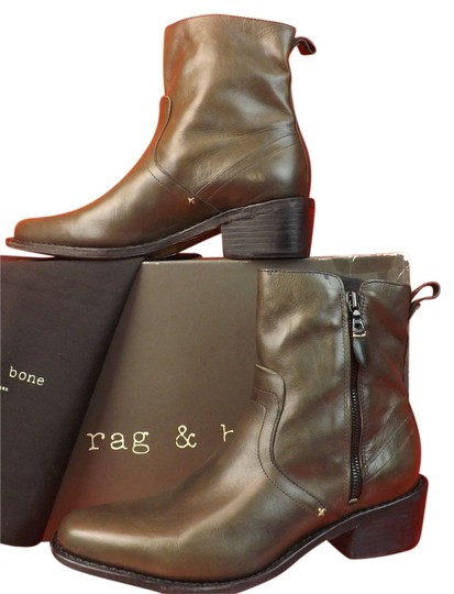 Rag & Bone Brown Boots
