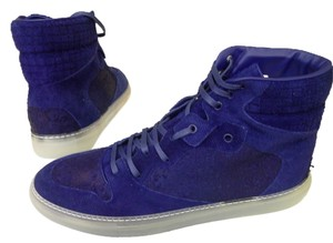 Balenciaga Sneakers High Top Size 12 blue Athletic