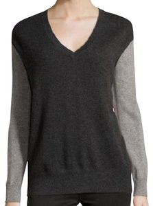 Autumn Cashmere Boyfriend Soft V-neck Sweater
