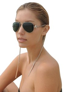Gomer Gold Bar Sunglasses