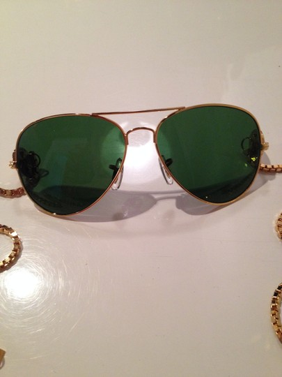 Other Gomer Gold Bar Sunglasses