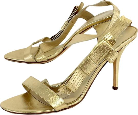 Preload https://item5.tradesy.com/images/kate-spade-gold-metallic-heels-sandals-size-us-9-10397254-0-1.jpg?width=440&height=440