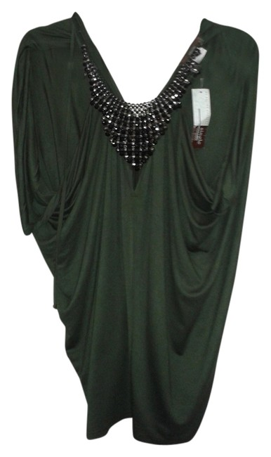 Preload https://img-static.tradesy.com/item/1039795/single-los-angeles-by-galina-sobolev-embellished-neckline-draped-blouse-green-top-0-0-650-650.jpg