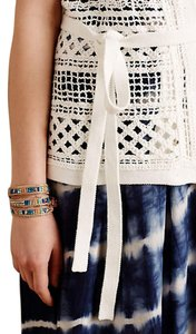 Anthropologie Summer Wrap Open Front Light Wrap Cardigan