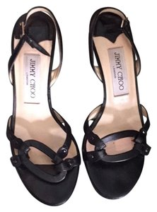 Jimmy Choo Blac Sandals