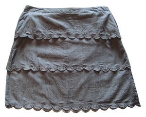 Banana Republic Skirt Charcoal