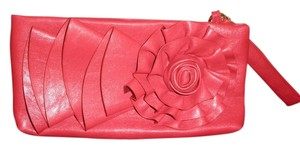 Big Buddha Flower Wristlet in Red