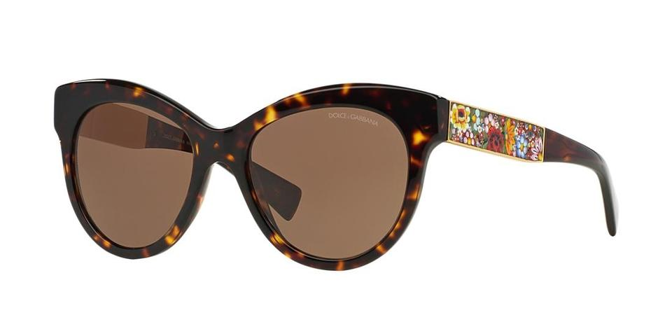 f11db74fce91 Dolce And Gabbana Limited Edition Flower Sunglasses « Heritage Malta