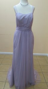 Alfred Angelo Dusty Mauve 8631l Dress