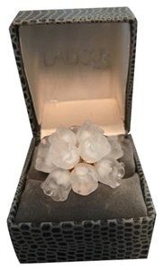 Lalique flower ring Lalique flower Ring