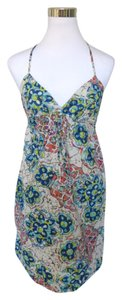 Roxy short dress Bohemian Floral on Tradesy
