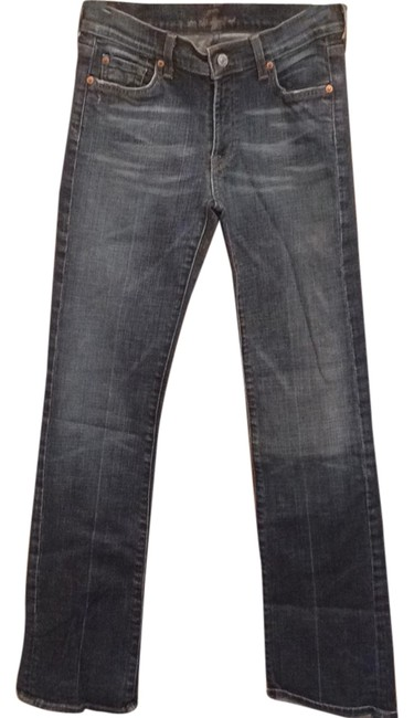 Preload https://item3.tradesy.com/images/7-for-all-mankind-flare-leg-jeans-size-29-6-m-10401607-0-1.jpg?width=400&height=650