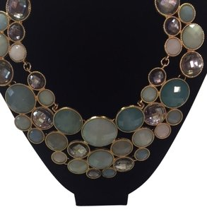 INC International Concepts I.N.C. INTERNATIONAL CONCEPTS Blue, Light Blue Stone Necklace