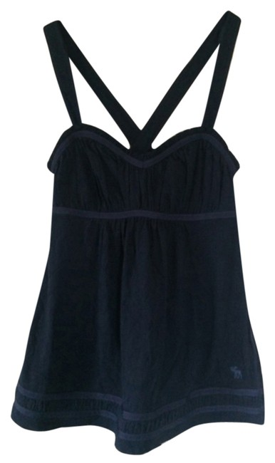 Preload https://img-static.tradesy.com/item/10401928/abercrombie-and-fitch-navy-tank-topcami-size-4-s-0-1-650-650.jpg
