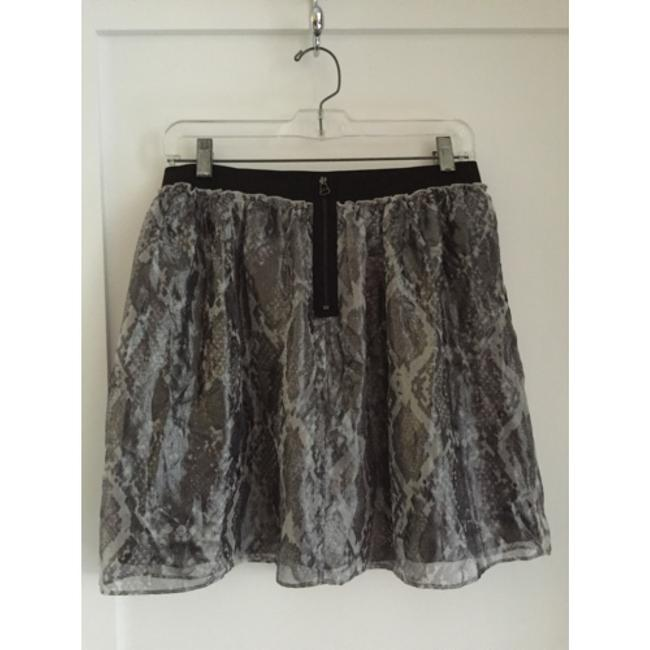 Kenneth Cole Mini Skirt Animal Print