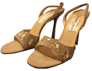 Jimmy Choo Camel Formal