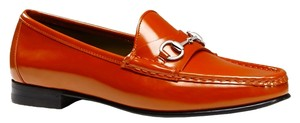 Gucci Us 6.5 Eu 36.5 Orange Flats