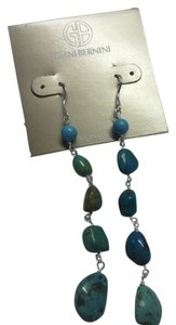Giani Bernini Giani Bernini Blue and Green stones Earrings