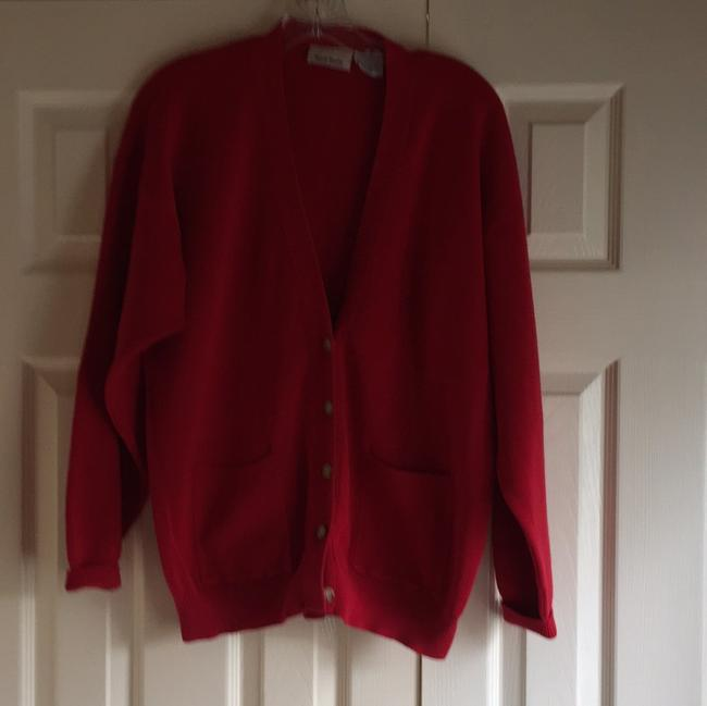 Preload https://item1.tradesy.com/images/mark-shale-red-sweaterpullover-size-10-m-10402345-0-0.jpg?width=400&height=650