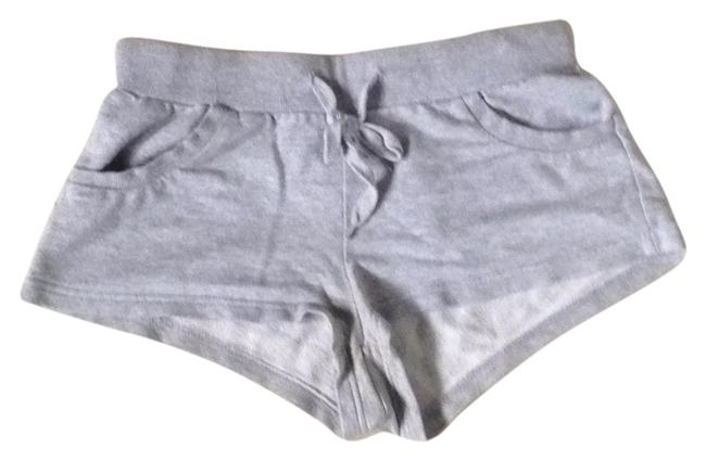 Preload https://item2.tradesy.com/images/ambiance-apparel-gray-athletic-shorts-size-4-s-27-10402396-0-1.jpg?width=400&height=650