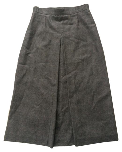 Preload https://item3.tradesy.com/images/jcrew-grey-maxi-skirt-size-4-s-27-10402552-0-1.jpg?width=400&height=650