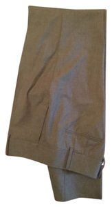 Ann Taylor Tall Nwt 6 Boot Cut Pants Beige