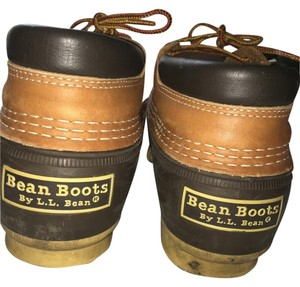 L.L.Bean Short Duck N Brown Boots