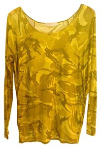 Michael Kors Camo Top Green