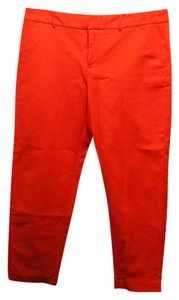 Merona Trouser Pants Red