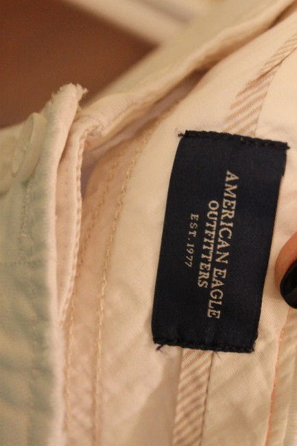 American Eagle Outfitters Relaxed Pants White