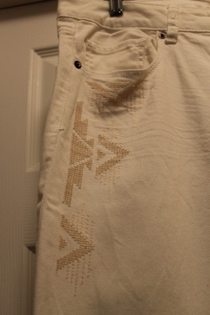 American Eagle Outfitters Skinny Pants White