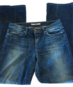 JOE'S Jeans Straight Leg Jeans-Medium Wash