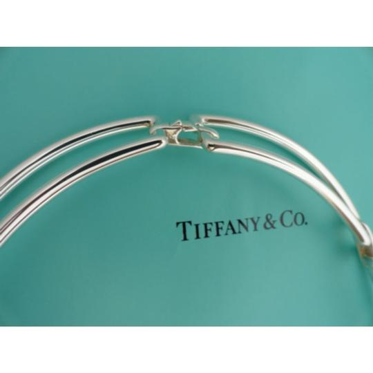 Tiffany & Co. Rectangle Sterling Silver Choker