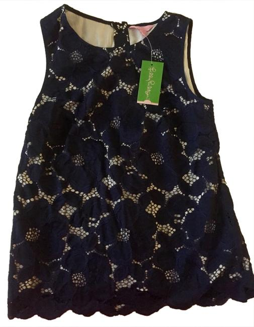 Preload https://item3.tradesy.com/images/lilly-pulitzer-navy-86445-tank-topcami-size-4-s-10404607-0-1.jpg?width=400&height=650