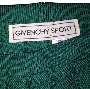 VTG GIVENCHY Skirt Green