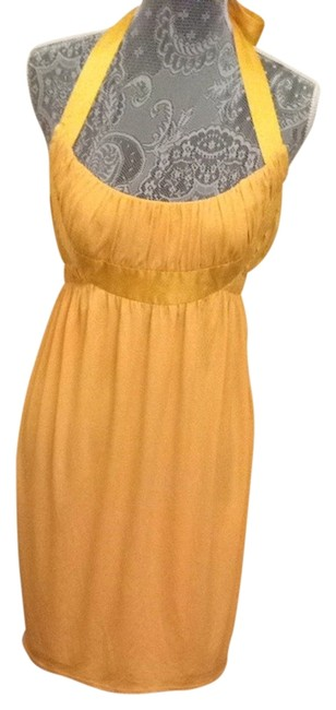 Preload https://item1.tradesy.com/images/laundry-by-shelli-segal-yellow-mid-length-night-out-dress-size-petite-4-s-1040490-0-0.jpg?width=400&height=650