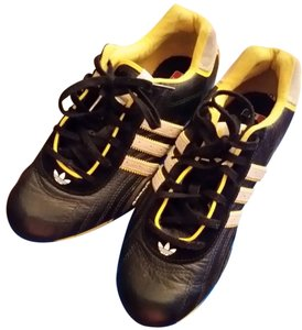 adidas Black,Yellow,Grey Athletic
