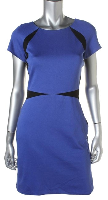 Preload https://item1.tradesy.com/images/amy-matto-blue-wear-to-above-knee-workoffice-dress-size-2-xs-10405390-0-1.jpg?width=400&height=650