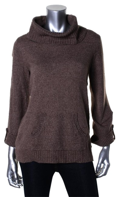 Preload https://item5.tradesy.com/images/style-and-co-brown-tunic-size-petite-4-s-10405594-0-1.jpg?width=400&height=650