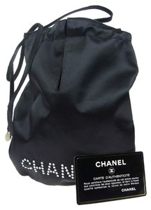 Chanel Cc Cc Black Black Satchel