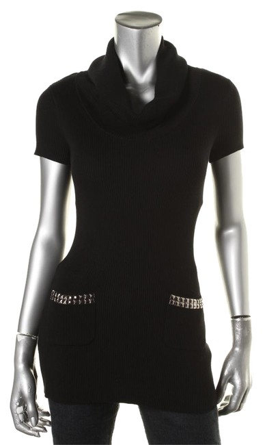 Preload https://item1.tradesy.com/images/inc-international-concepts-black-silver-tunic-size-petite-4-s-10406080-0-1.jpg?width=400&height=650