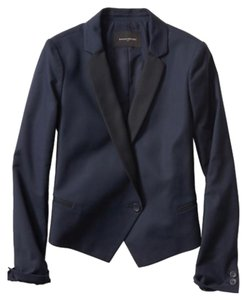 Banana Republic True Navy Blazer