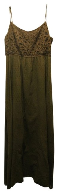Green Maxi Dress by Fossil