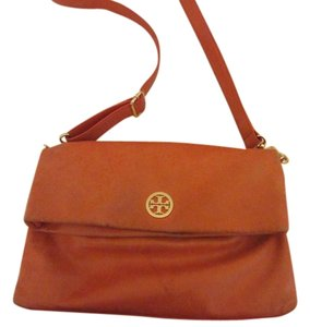 Tory Burch Coral Messenger Bag