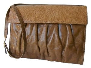 Nordstrom Shoulder brown Clutch